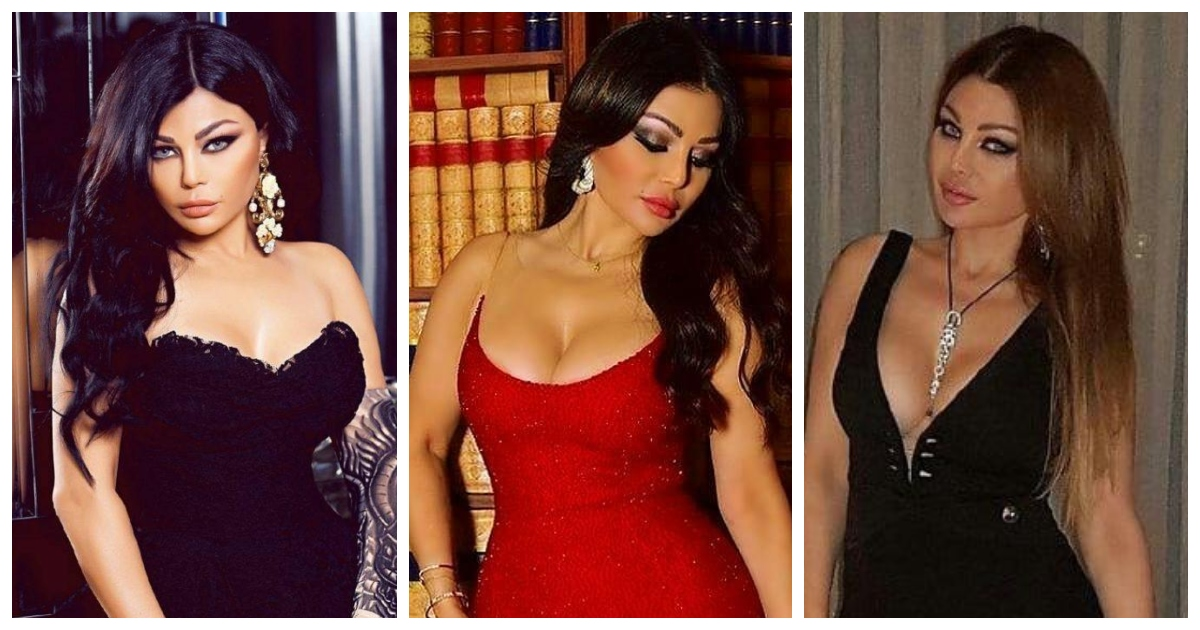61 Sexiest Haifa Wehbe Pictures That Will Hypnotize You