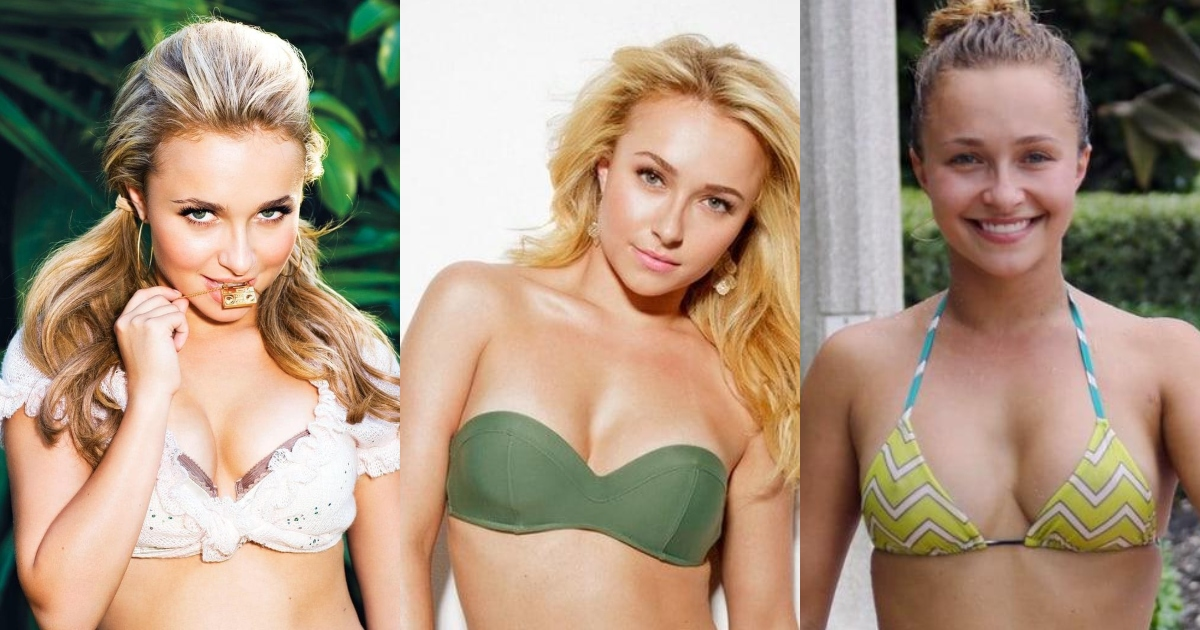 61 Sexiest Hayden Panettiere Boobs Pictures An Exquisite View In Every Angle