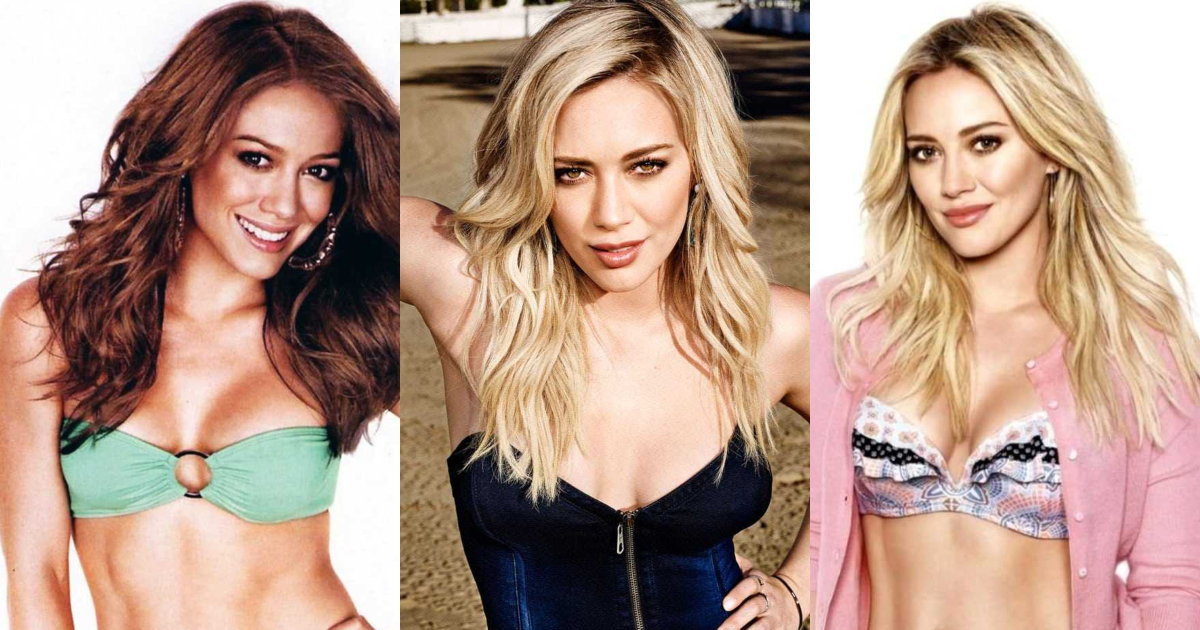 61 Sexiest Hilary Duff Boobs Pictures Are Sexually Raunchy
