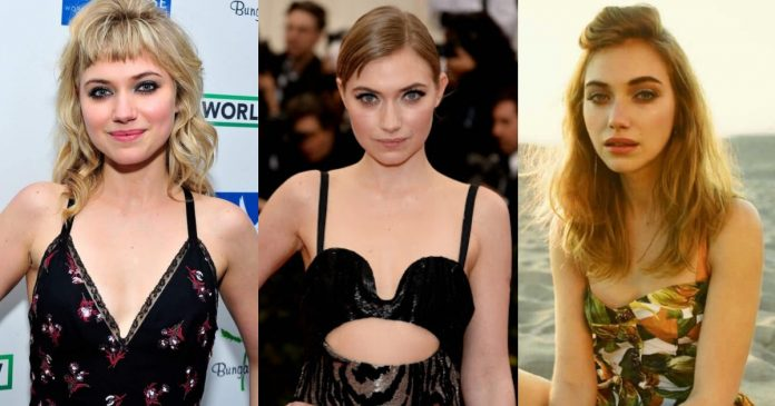 61 Sexiest Imogen Poots Boobs Pictures Are Just The Right Size To Look And Enjoy