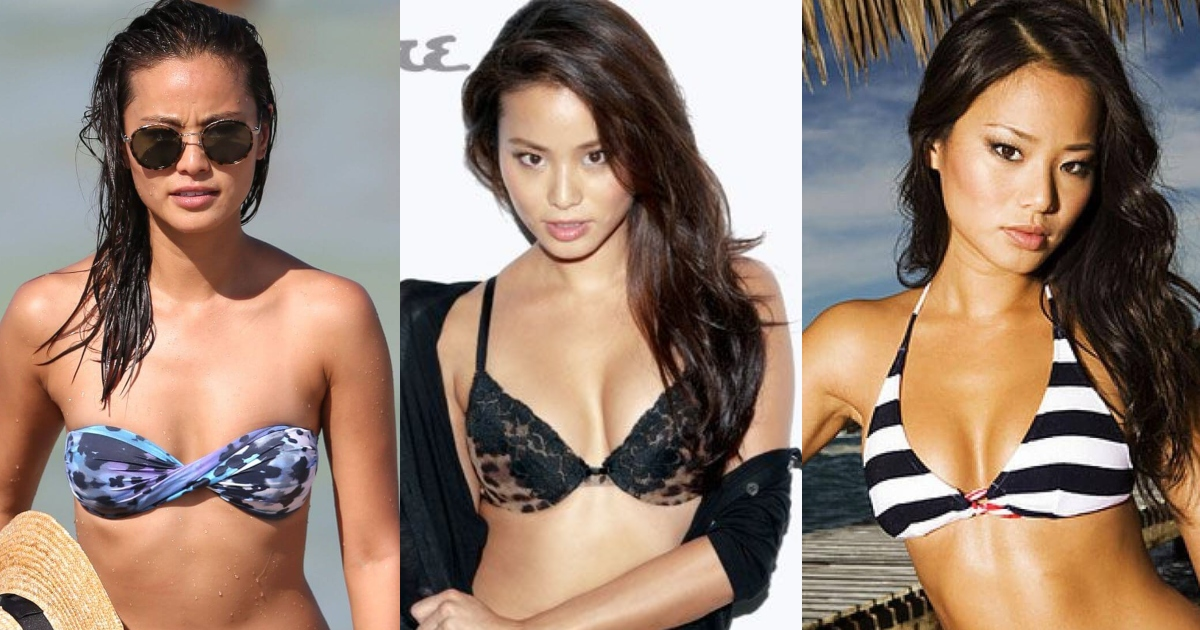 61 Sexiest Jamie Chung Boobs Pictures Can Have You Hypnotized