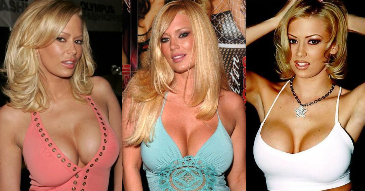 61 Sexiest Jenna Jameson Boobs Pictures Are Sexually Raunchy