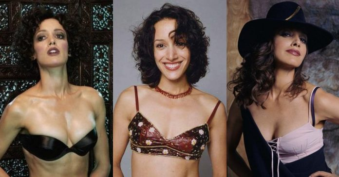 61 Sexiest Jennifer Beals Boobs Pictures Are Just The Right Size To Look And Enjoy