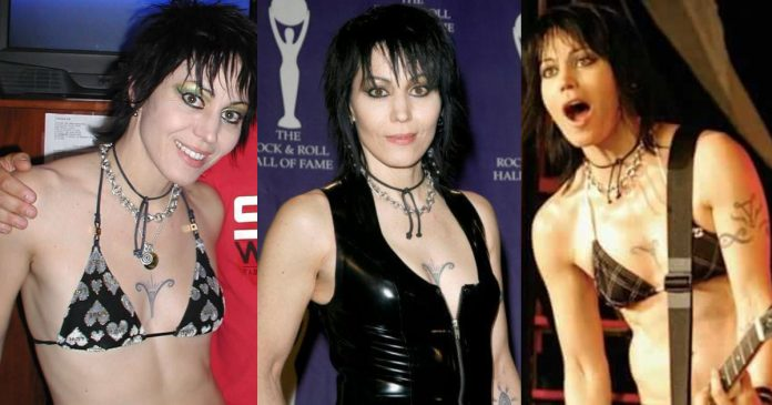 61 Sexiest Joan Jett Boobs Pictures Show Off A Different Appearance In Each Attire