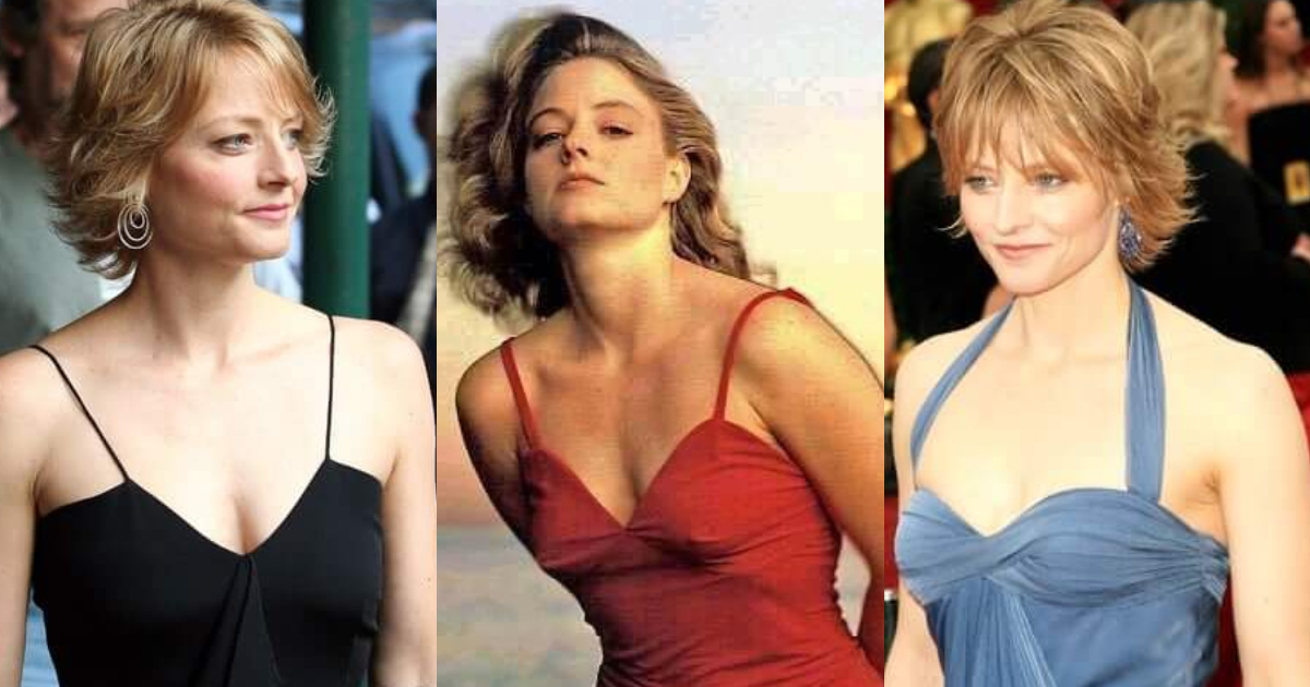 61 Sexiest Jodie Foster Boobs Pictures Are Sexually Raunchy