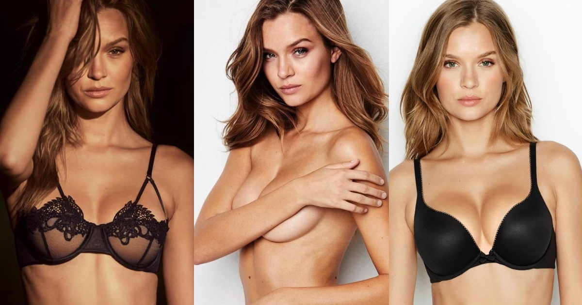 61 Sexiest Josephine Skriver Boobs Pictures Are Sexually Raunchy