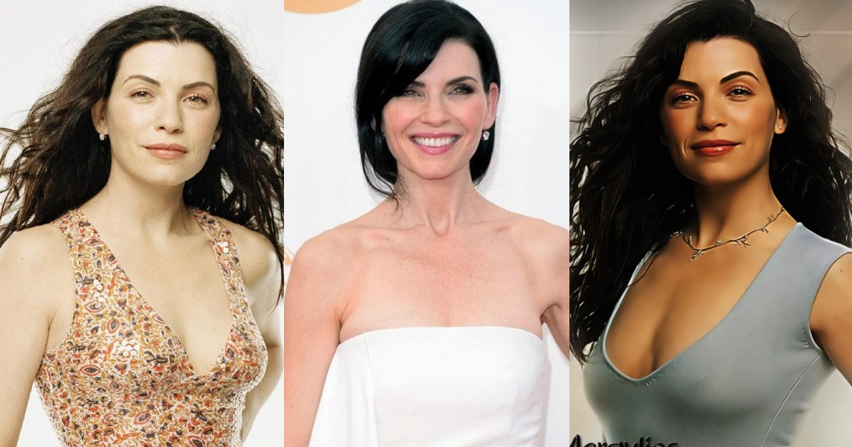 61 Sexiest Julianna Margulies Boobs Pictures Can Have You Hypnotized