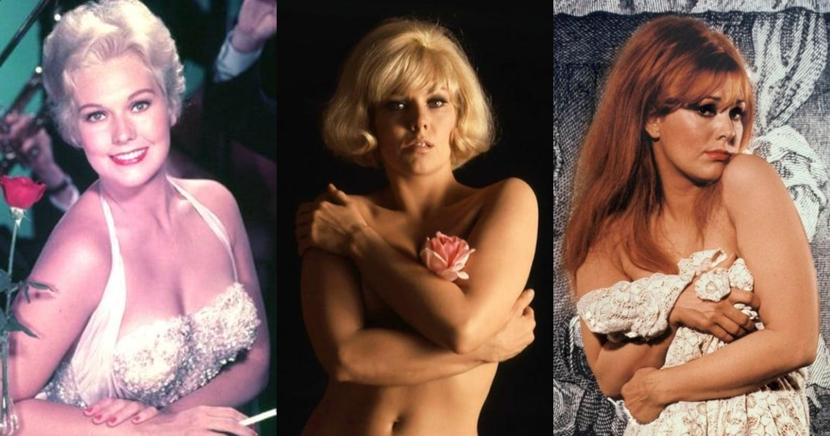 61 Sexiest Kim Novak Boobs Pictures Will Make You Envy The Photographer