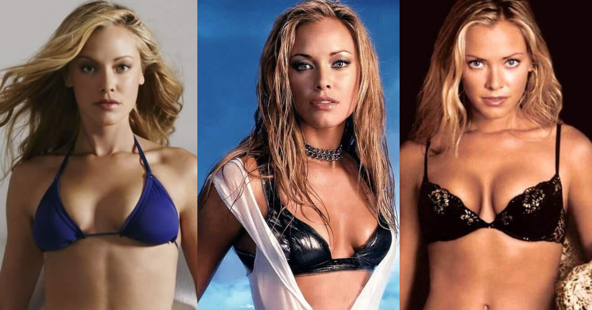 61 Sexiest Kristanna Loken Boobs Pictures Will Tempt You To Bury Your Head In-between