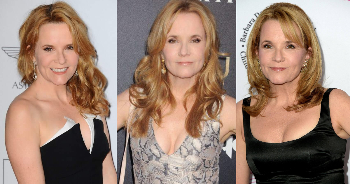 61 Sexiest Lea Thompson Boobs Pictures An Exquisite View In Every Angle