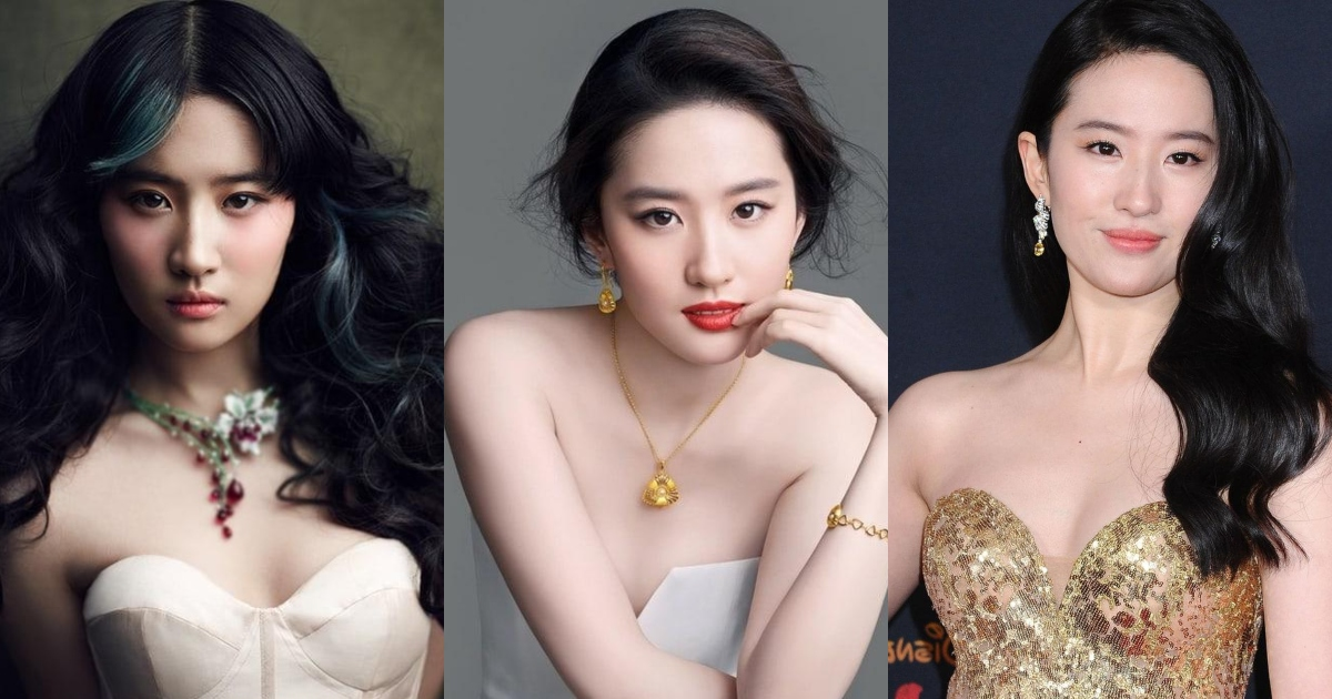 61 Sexiest Liu Yifei Boobs Pictures Are A Feast For Your Eyes