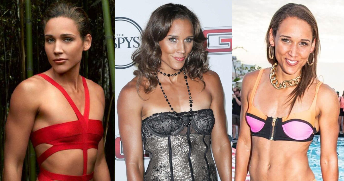 61 Sexiest Lolo Jones Boobs Pictures That Compliment Her Neck Nape