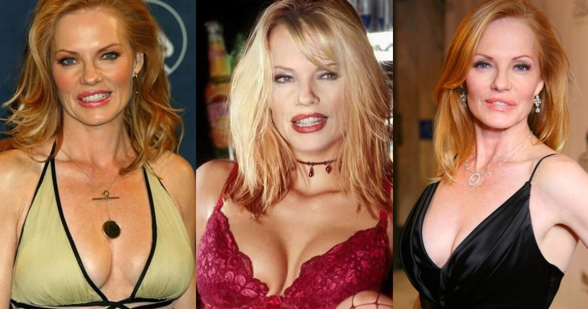 61 Sexiest Marg Helgenberger Boobs Pictures Are Just The Right Size To Look And Enjoy