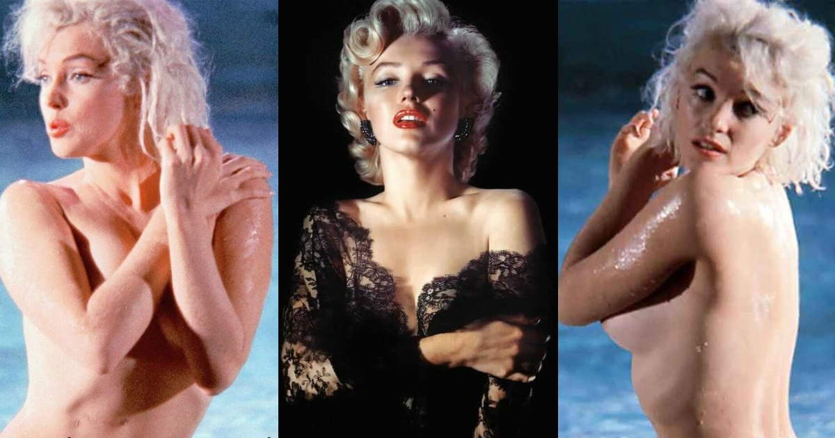 61 Sexiest Marilyn Monroe Boobs Pictures Will Make You Envy The Photographer