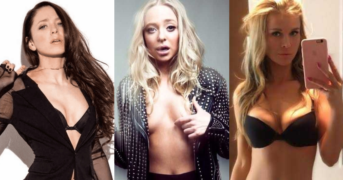 61 Sexiest Portia Doubleday Boobs Pictures Will Have You Staring At Them All Day Long
