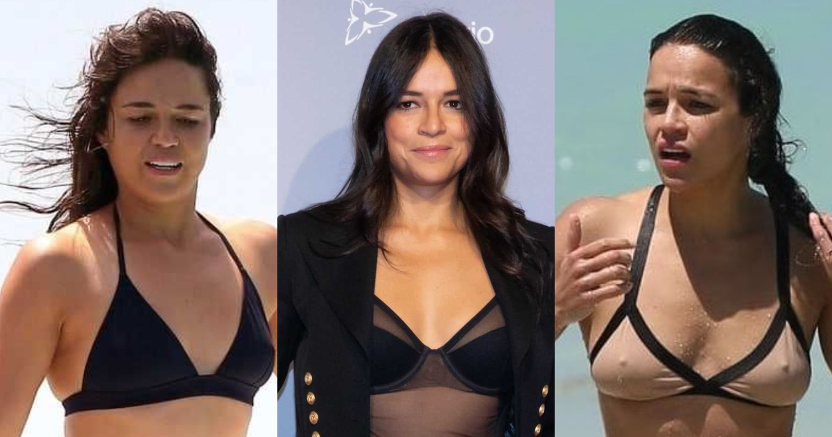 61 Sexiest Michelle Rodriguez Boobs Pictures Are Just The Right Size To Look And Enjoy