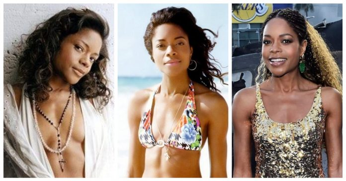 61 Sexiest Naomie Harris Boobs Pictures Will Make You Feel Thirsty For Her Melons