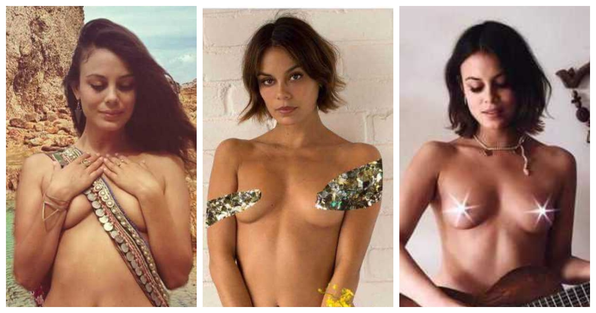 61 Sexiest Nathalie Kelley Boobs Pictures Show Off A Different Appearance In Each Attire