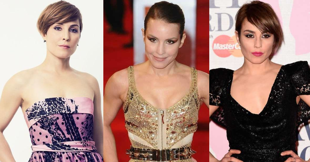 61 Sexiest Noomi Rapace Boobs Pictures That Compliment Her Neck Nape