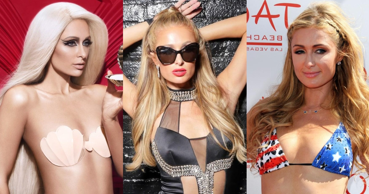61 Sexiest Paris Hilton Boobs Pictures Will Have You Staring At Them All Day Long
