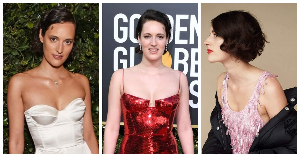 61 Sexiest Phoebe Waller-Bridge Boobs Pictures Are A Feast For Your Eyes