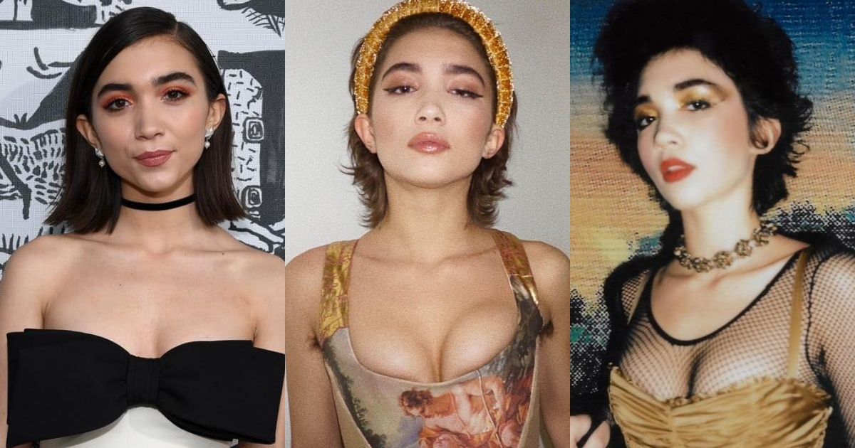 61 Sexiest Rowan Blanchard Boobs Pictures Will Make You Envy The Photographer