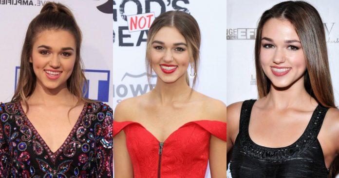 61 Sexiest Sadie Robertson Boobs Pictures Are Sexually Raunchy