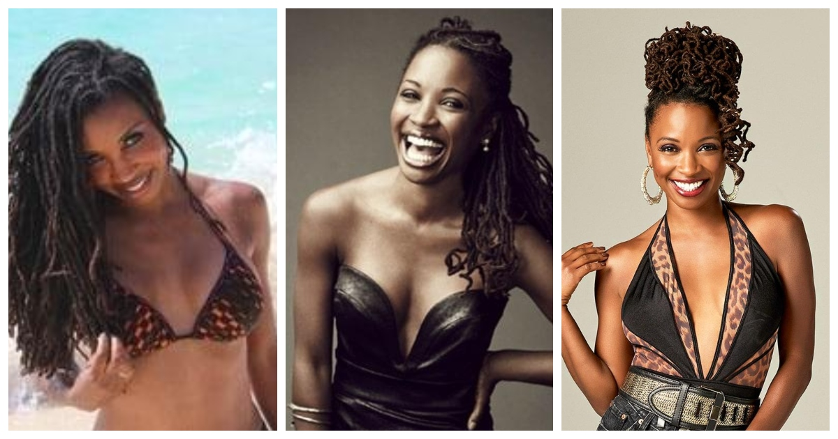 61 Sexiest Shanola Hampton Pictures Make Her A Very Popular Celebrity