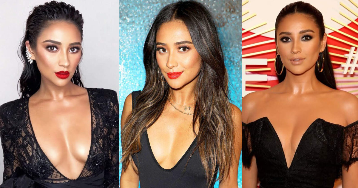61 Sexiest Shay Mitchell Boobs Pictures Are A Feast For Your Eyes