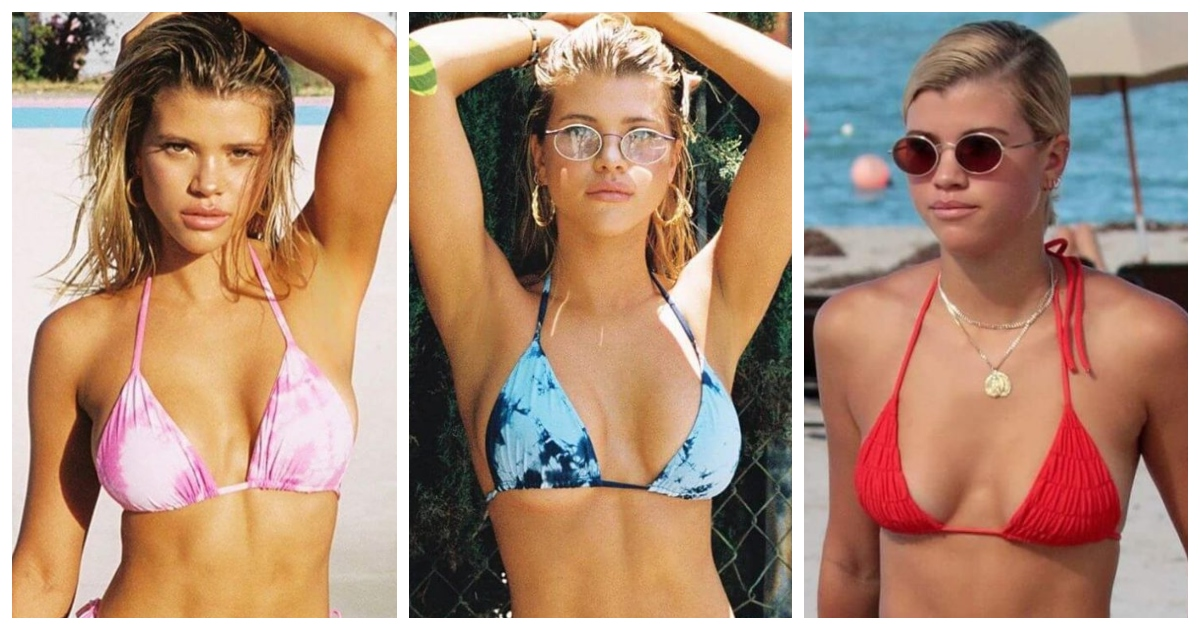 61 Sexiest Sofia Richie Pictures Will Keep You Mesmerized