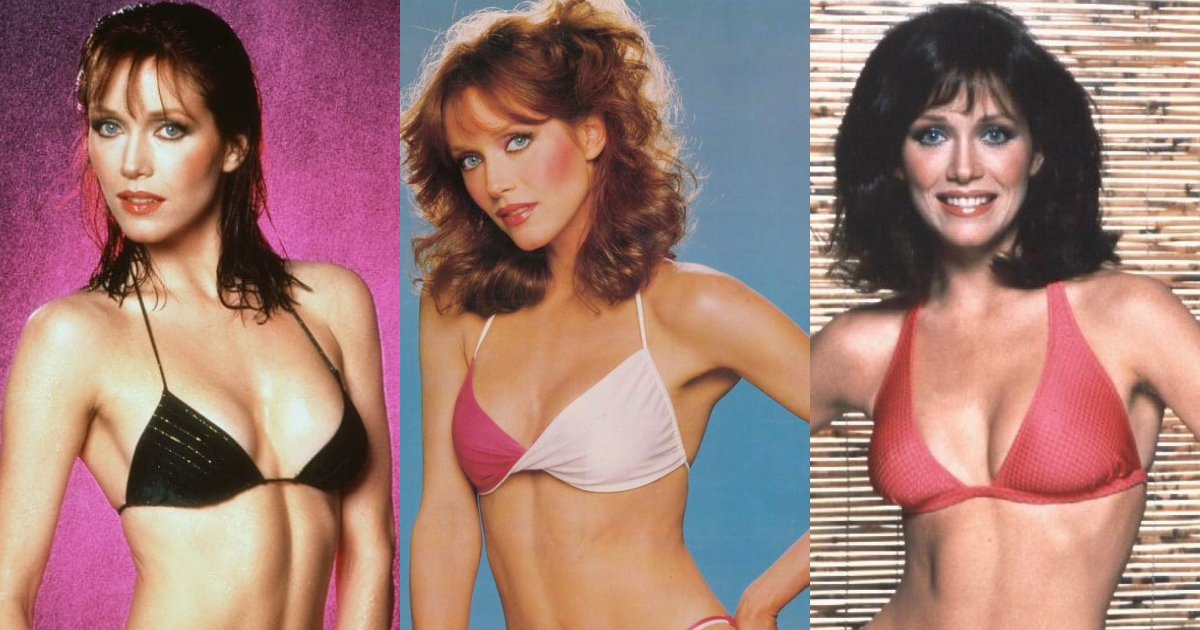 61 Sexiest Tanya Roberts Boobs Pictures Will Make You Feel Thirsty For Her Melons