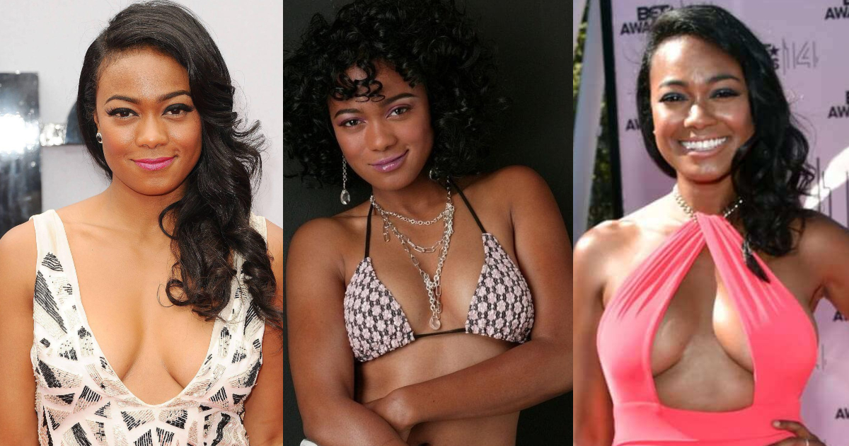 61 Sexiest Tatyana Ali Boobs Pictures Will Make You Feel Thirsty For Her Melons