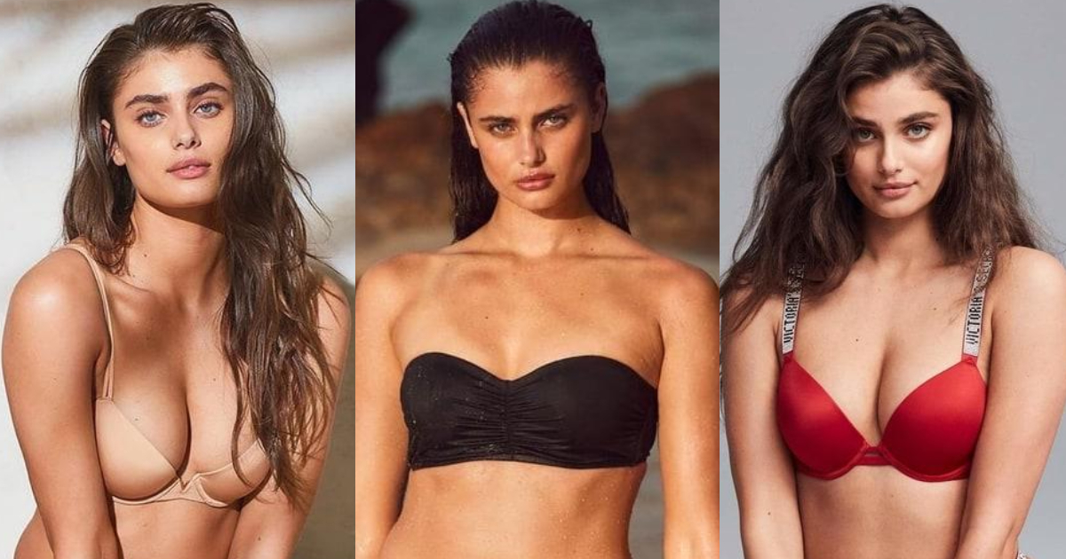 61 Sexiest Taylor Hill Boobs Pictures Will Tempt You To Bury Your Head In-between