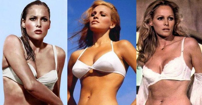 61 Sexiest Ursula Andress Boobs Pictures Are A Feast For Your Eyes