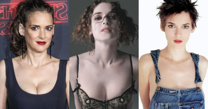 61 Sexiest Winona Ryder Boobs Pictures That Compliment Her Neck Nape