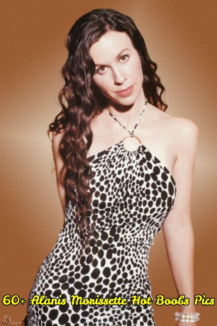 Alanis Morissette hot boobs pics
