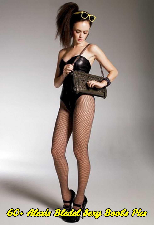 Alexis Bledel sexy boobs pics