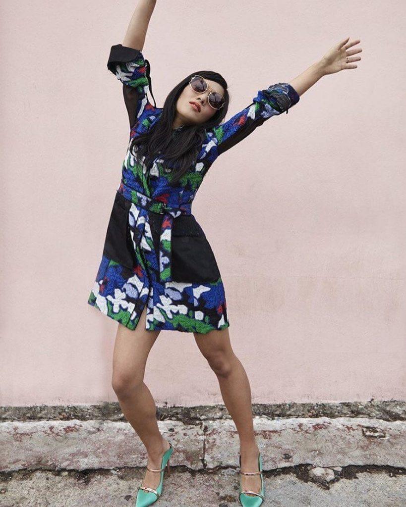Ali Wong hot look