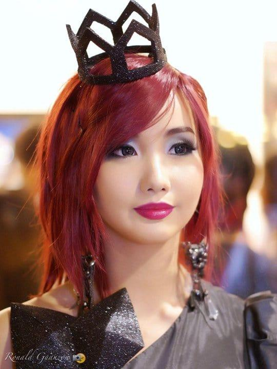 Alodia Gosiengfiao hot look (1)