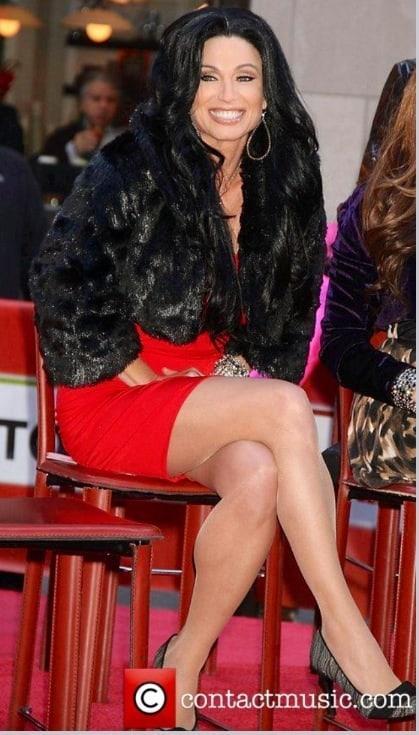 Amy Robach big thigh pics