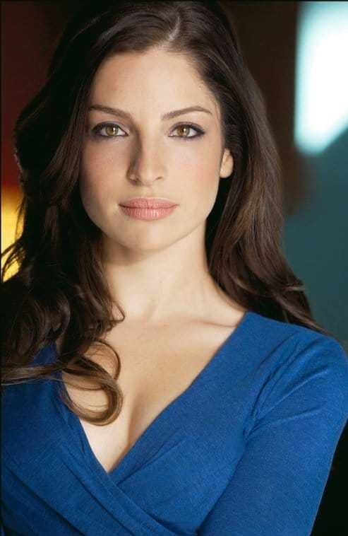 Anna Hopkins hot pictures