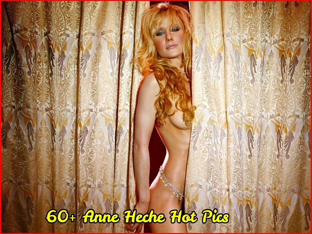 Anne Heche near nude pics