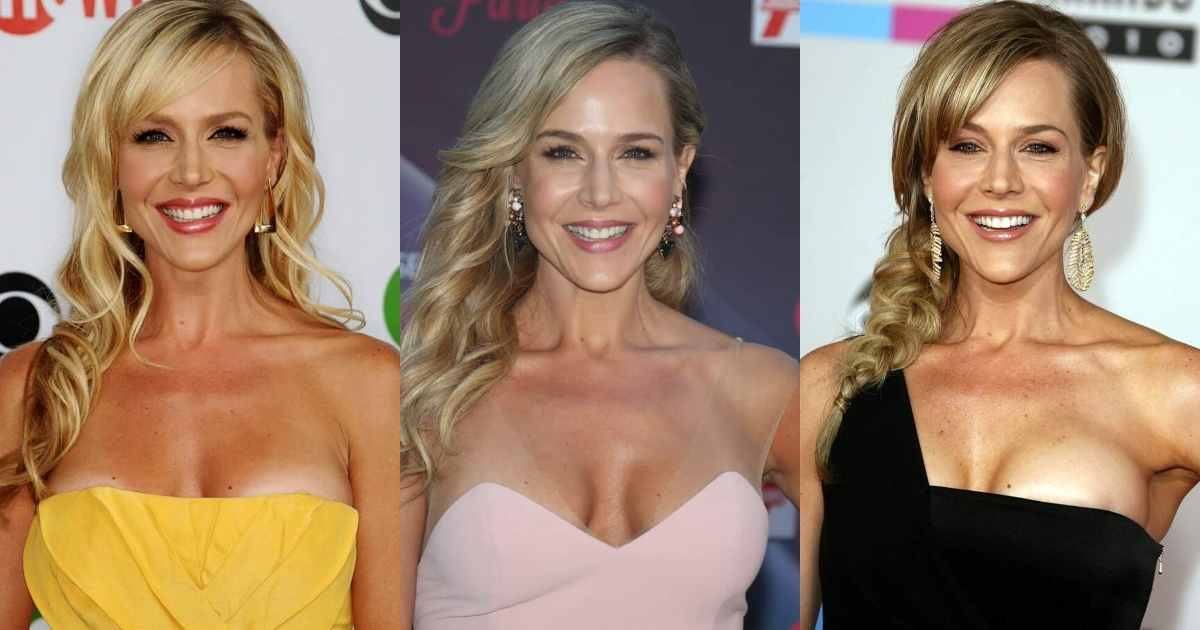 61 Sexiest Julie Benz Boobs Pictures Are Just The Right Size To Look And Enjoy