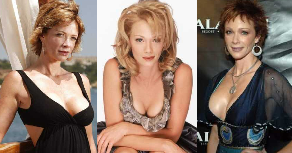 61 Hottest Lauren Holly Boobs Pictures A Visual Treat To Make Your Day