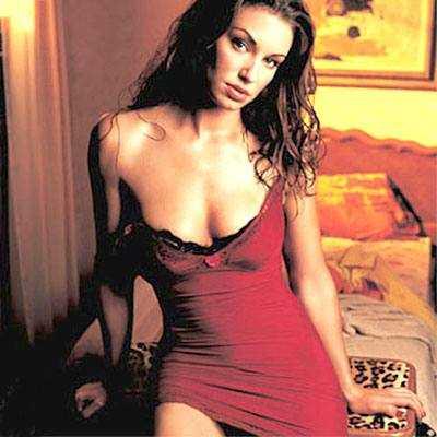Bianca Kajlich big boobs pics