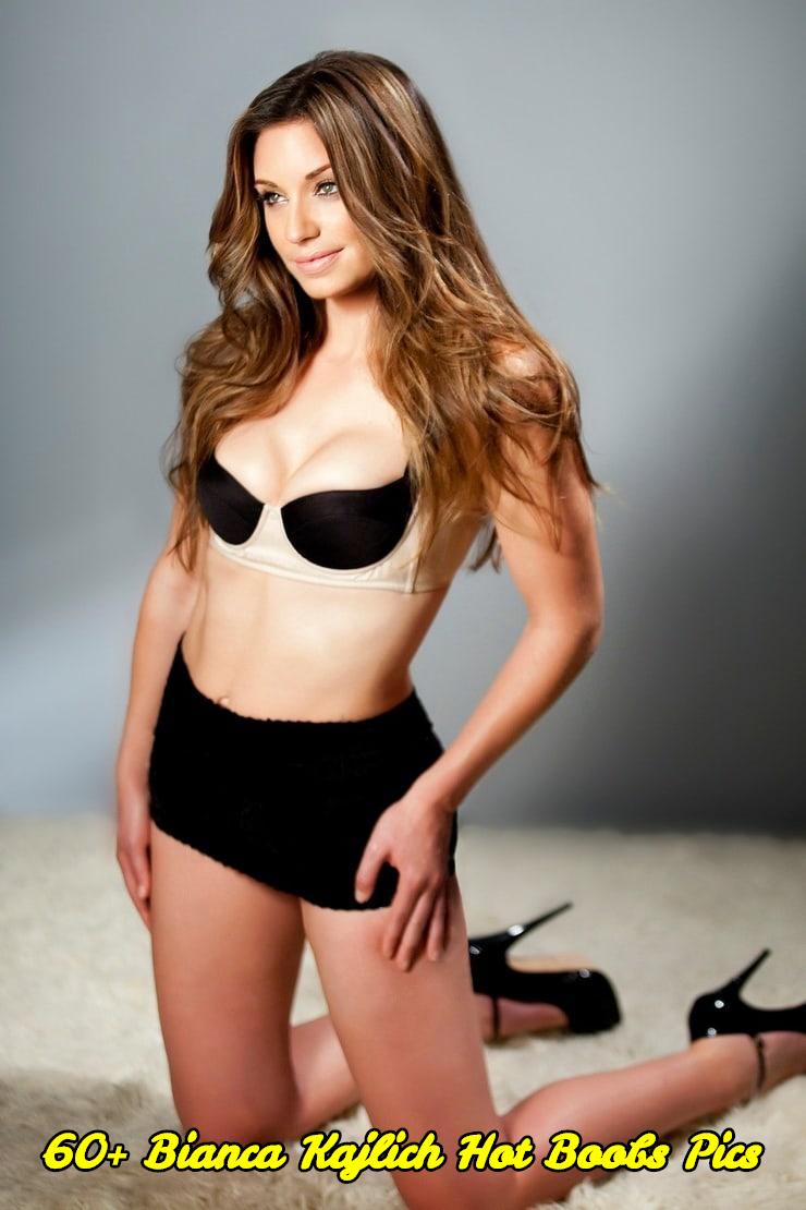 Bianca Kajlich hot boobs pics