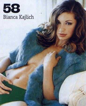 Bianca Kajlich hot look pics
