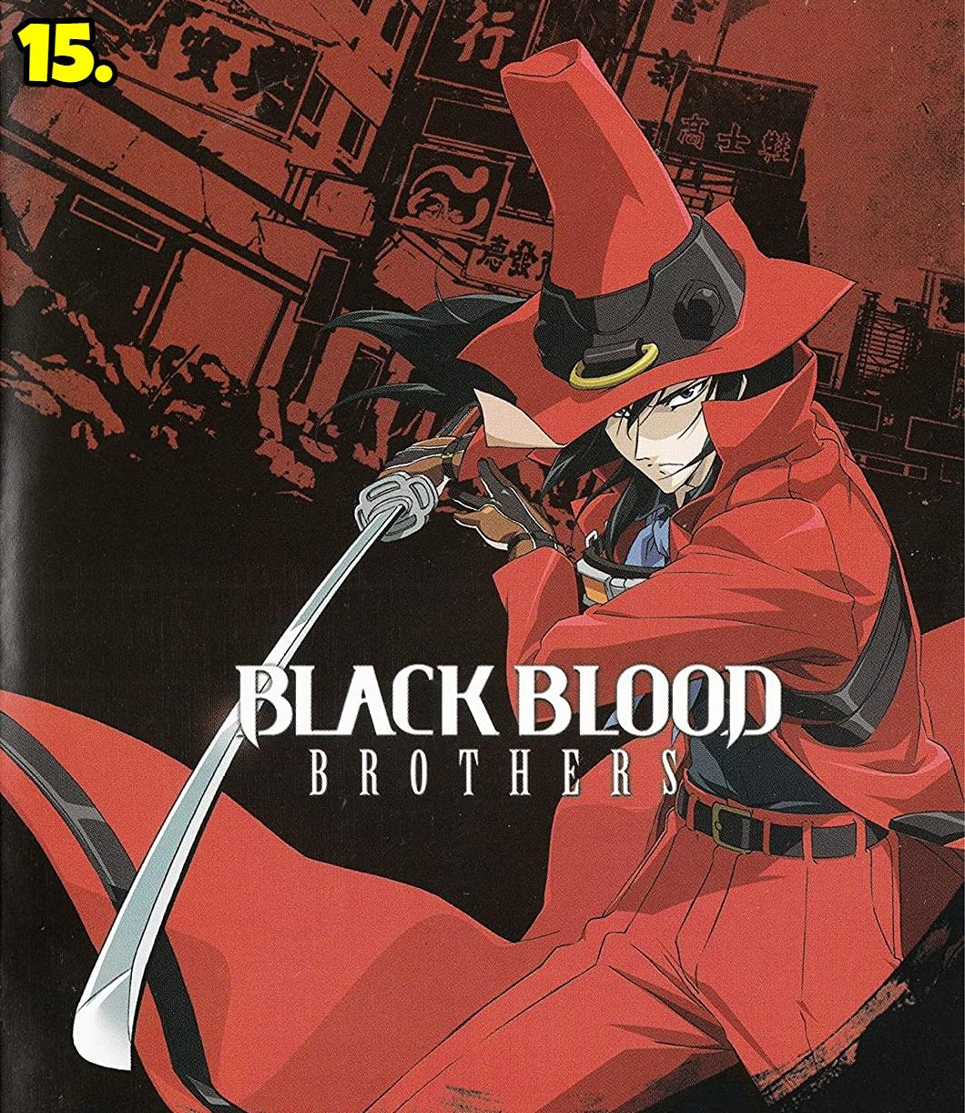 Black Blood Brother