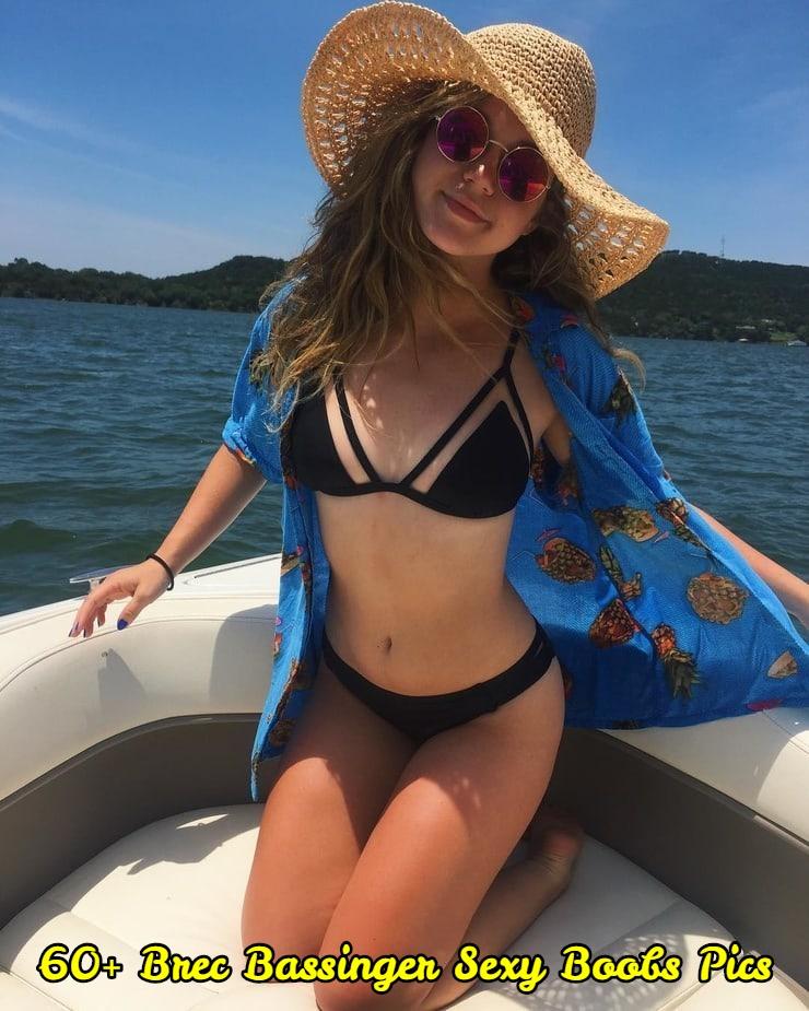 Brec Bassinger bikini pics