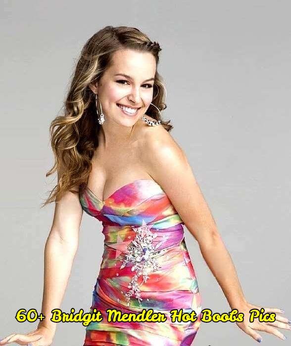 Bridgit Mendler hot boobs pics